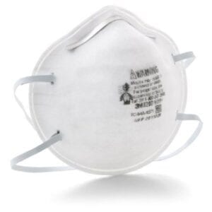 3M™ Particulate Respirator 8200/07023(AAD), N95 20 EA/Box
