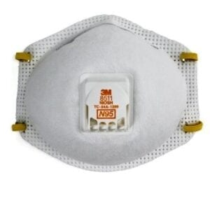 3M™ Particulate Respirator 8511, N95 10 EA/Box